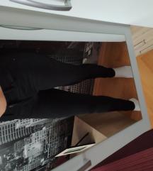 c&a crne hlače, 38
