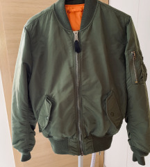 ORIGINAL ALPHA INDUSTRIES BOMBER JAKNA