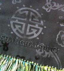 Nova SHANGHAI TANG marama, 100% svila