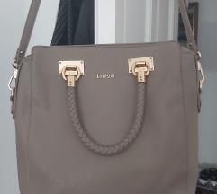 Liu Jo sivo-beige torba