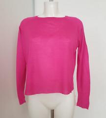 Zara knit tanki pulover, vel S/M