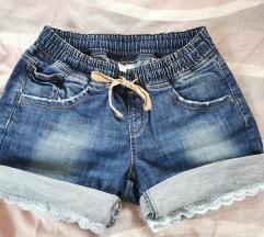 Kratke traper hlačice