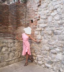 Roza haljina - POŠTARINA UKLJUČENA