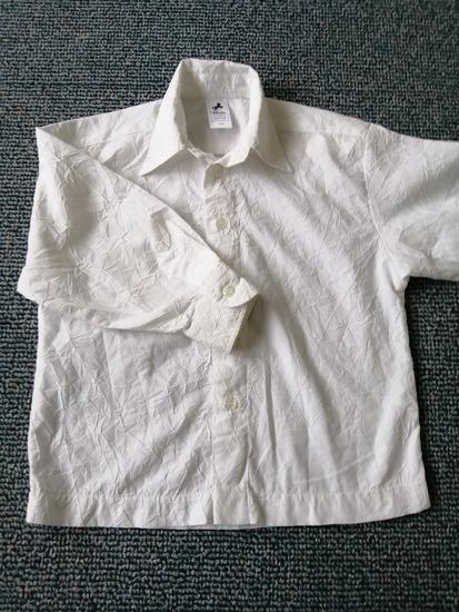 Zgužvana bijela košulja poklon uz kupnju ili