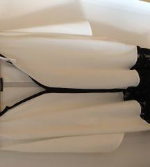 Bijelo crna kosulja
