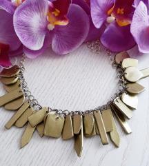Metalic ogrlica
