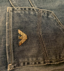 Armani jeans traperice