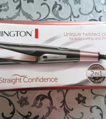 Remington Curl & Straight Confidence