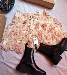 Suknja Vero Moda