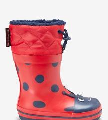 Djecje gumene cizme NOVE br.28 NEXT thinsulate