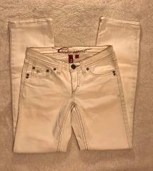 ESPRIT bijele traperice (34-36)