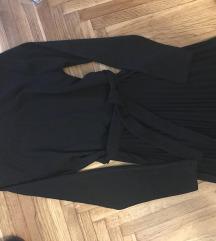 Plisirana haljina nova