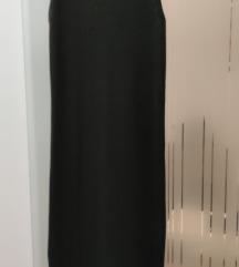 Zara midi pletena haljina