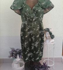 Vintage Dress (❣️SNIŽENO + BESPLATNA POŠTARINA❣️)