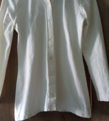 Bijela casual košulja