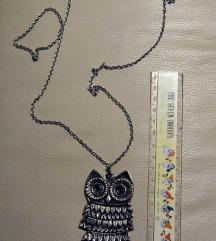 ogrlice - sove i žirafa