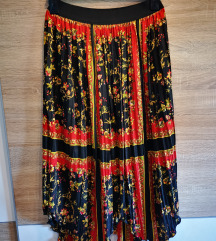 Zara asimetrična midi suknja