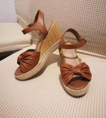 Sandale prava koža vel. 38