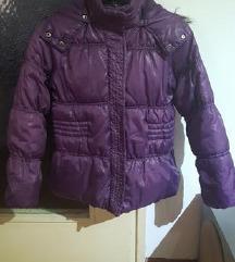 Zara zimska jakna vel.128(7-8)