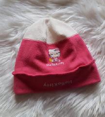 Hello Kitty dječja mekana  kapa