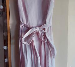 Zara ružičasta haljinica