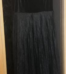 Crna svečana Sweet Miss haljina