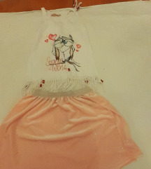 Lot suknjuca,majica  vel 116