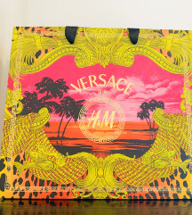 Limitirana Versace HM velika vrećica