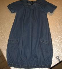 Pamučna haljina vel.140/146