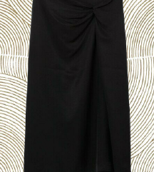SAD 100KN MANGO crna suknja NOVO s etiketom vel 36