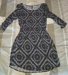 SNIŽENO H&M Divided haljina tunika 36