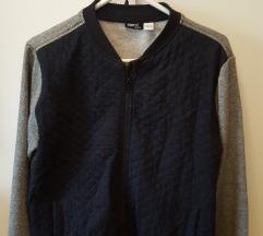Bomber siva proljetna jaknica  38