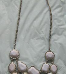 ogrlica kratka bižuterija