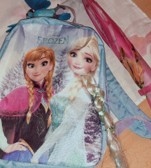 Mali ruksak Elsa+mini-kišobran