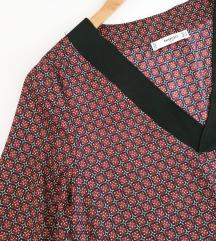 %% MANGO bluza 100% svila NOVA
