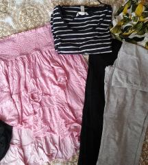 H&M ljetni trudnički lot