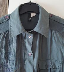 H&M aplicirana košulja ✂️-50% na cijenu
