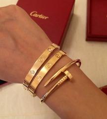 Cartier Juste u clou narukvica