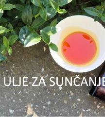 Ulje za sunčanje mrkva i urukum 100 ml