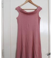 Nova puder roza haljina ONLY vel. S