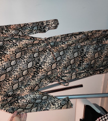 Zara haljina zmija
