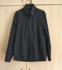 Crna košulja za dečke