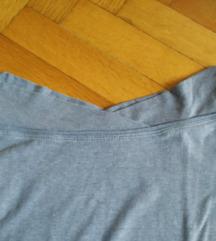 Plava majica dugih rukava