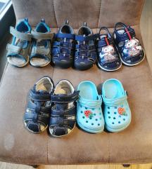 Ljetna obuća za dečke 20-22 - 50%