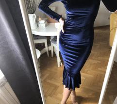 Plišana haljina, M