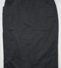 Nova siva Esprit suknja - SNIŽENO!