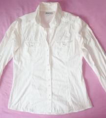 Bijela pamučna košulja