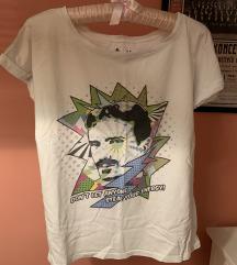 Majica tshirt s printom Tesla