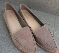 Sniženo! Aldo sive kožne cipele Sniženo!