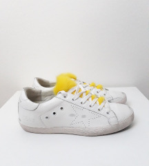 GOLDEN GOOSE DELUXE BRAND bijele tenisice NOVO